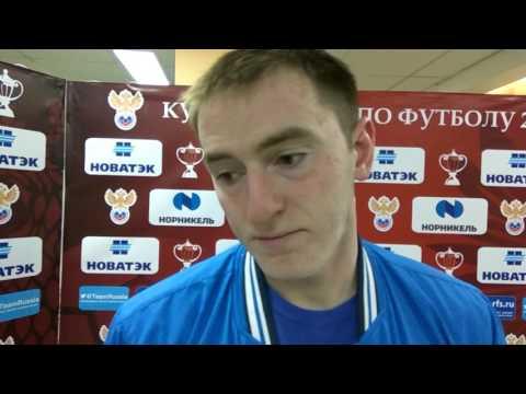 Николай Цыган о матче Рубин - Сибирь