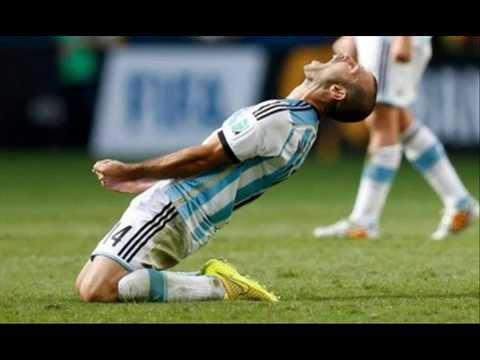 Homenaje a Javier Mascherano World Cup 2014