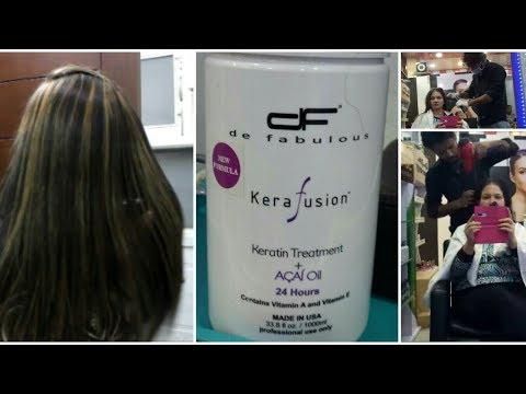 KERATIN SHINE HAIR TREATMENT STEP BY STEP TUTORIAL | SOFT, SILKY AND SHINY HAIR | HAIR CARE TIPS