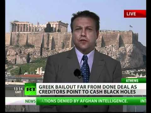 Nick Skrekas Risks of Greek reforms, Bailout Cash Use, Privatizations, Rival Turkey 20 March 2012