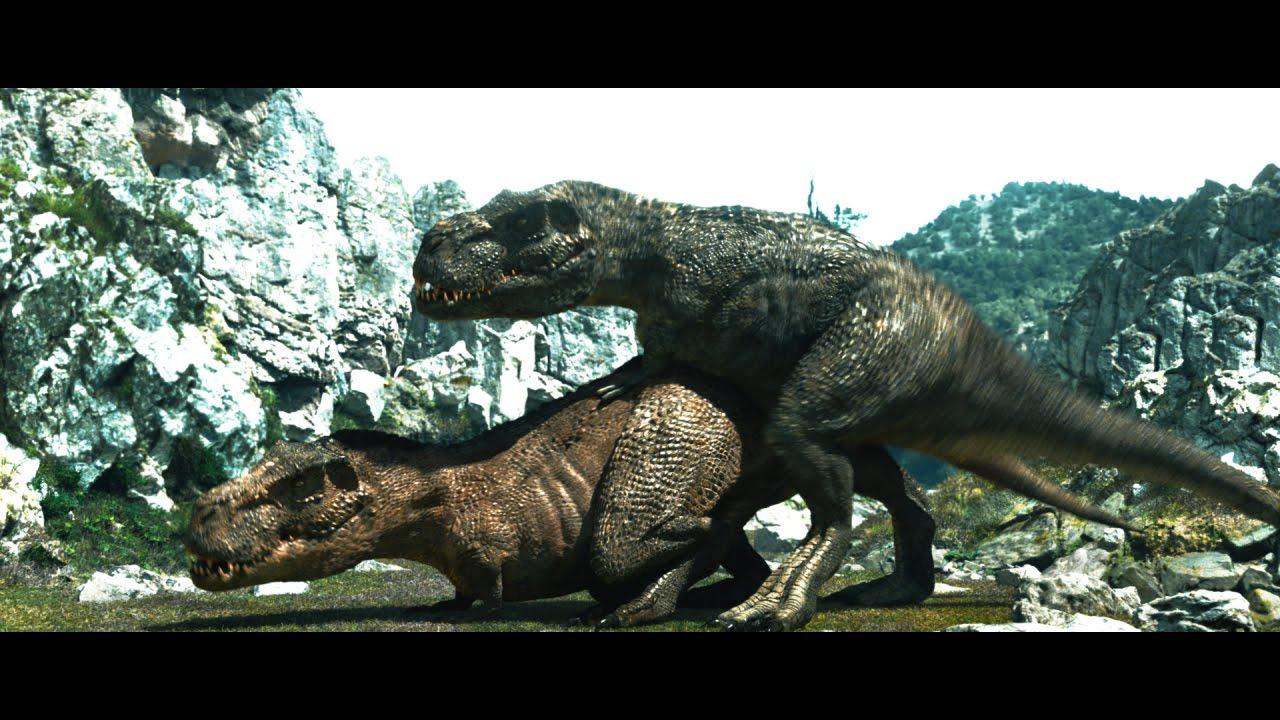 Szexelő dinoszauruszokkal reklámozzák az óvszert - videó