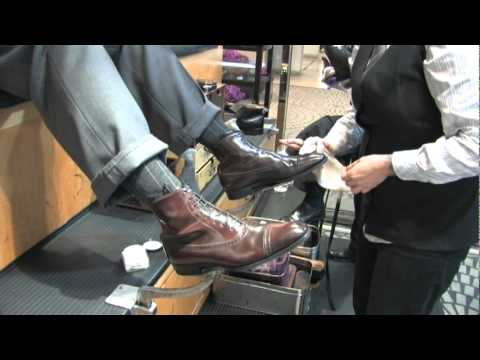 How To Polish Cordovan Shoes