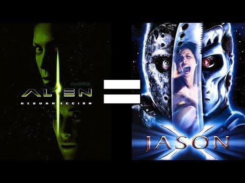24 Reasons Alien: Resurrection & Jason X Are The Same Movie
