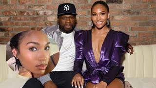 50 Cent Shows Off New Girlfriend For The First Time & She's Fine AF