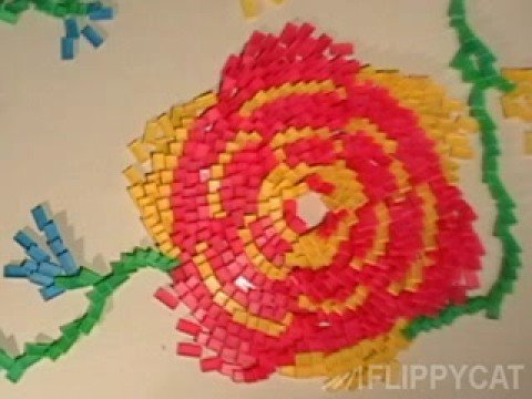Mother s Day Domino Art