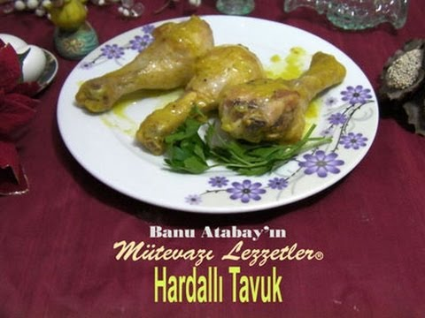 Mustard Chicken Video Recipe