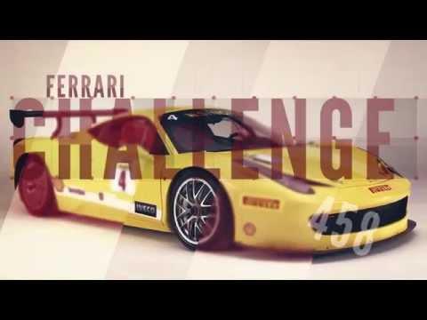 [EPM] Ferrari Challenge Asia Pacific Shanghai Race 1  11 JULY 2015
