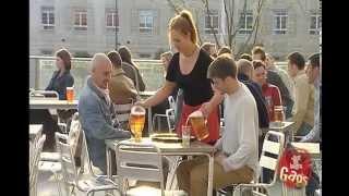 World's Worst Waitress Prank