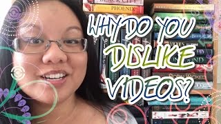 Why do you dislike videos?