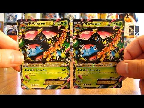 3 Ultra Rare Venusaur Pokemon Cards (BCBM)