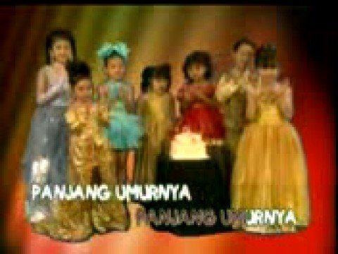 Selamat Ulang Tahun. Lagu Anak-anak video