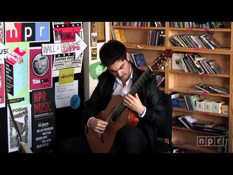 Milos: NPR Music Tiny Desk Concert