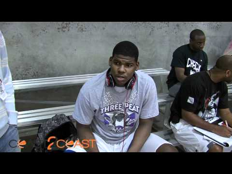 Coast2CoastHoops.com: 2012 Tony Parker Interview