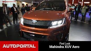 Mahindra XUV Aero Auto Expo 2016 - Autoportal