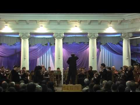 Shostakovich Symphony 1 movements III & IV