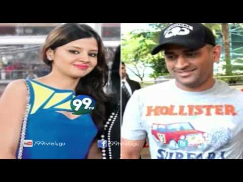 India Skipper M.S Dhoni blessed with a baby girl - 99tv