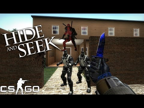 Counter-Strike Global Offensive ქართულად Hide and seek დამალობანა