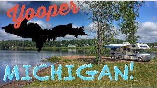 Finally... Michigan's Upper Peninsula! Beautiful!