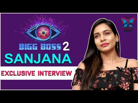 Bigg Boss 2 Contestant Sanjana Anne Full Exclusive Interview | Myra Media