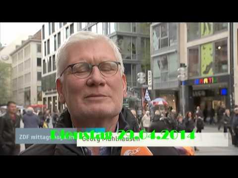 Bayern München vs. Real Madrid 0:4-Klatsche -Spott in ZDF (  BVB Fan Moderator Norbert Lehmann )