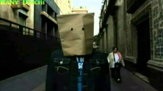 Feel Good inc . by Gorillaz (BoxMen Video)