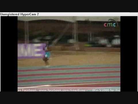 Carifta Games 2010 -Girls 400M