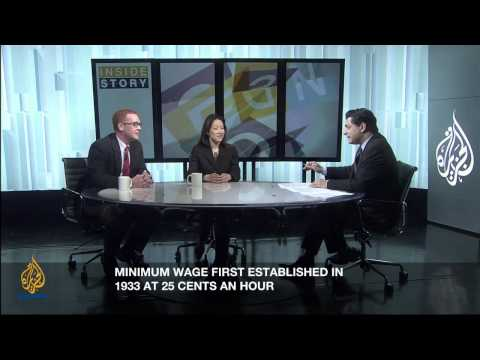 Inside Story Americas - Fast food: High profits and low wages