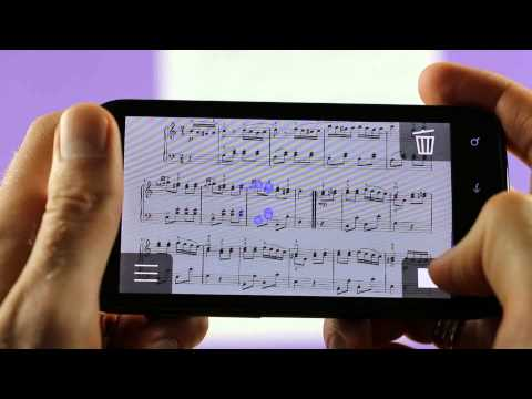 iSeeNotes - an app that recognizes and plays sheet music!