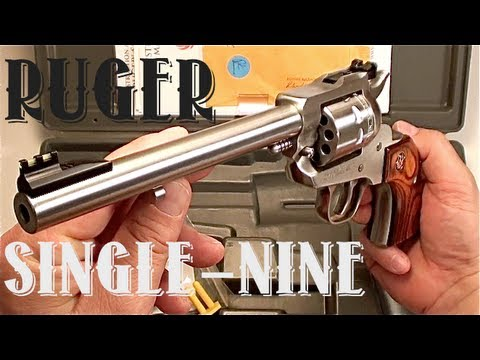 Ruger Single-Nine 22 Magnum Single-Action Revolver - oilthegun