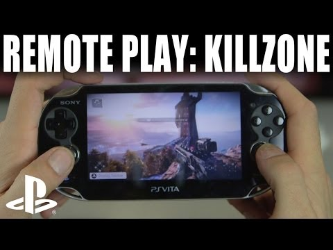 PS4 Launch: PlayStation 4 Remote Play with Killzone: Shadow Fall | #4ThePlayers