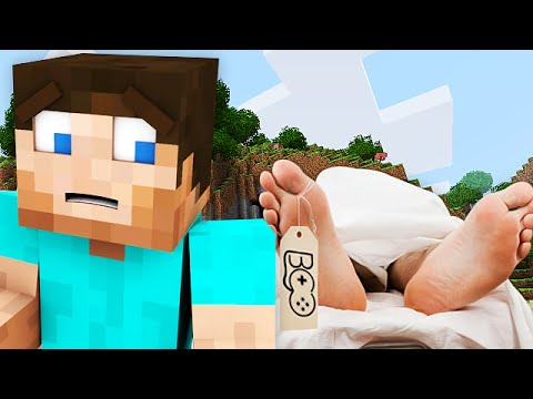 HIDING A DEAD BODY ON MINECRAFT Minecraft Trolling