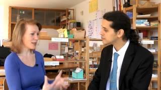 """""""Ich war nie in der Schule"""" - André Stern im Gespräch mit Teresa Arrieta"""