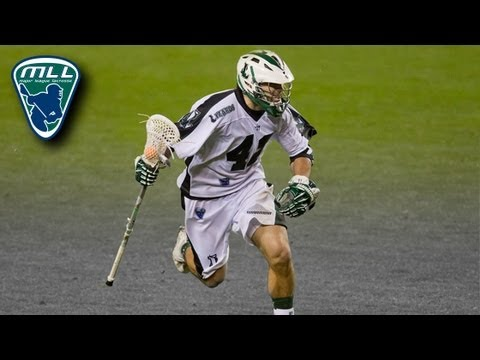 Max Seibald 2012 MLL Highlights