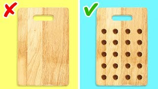 20 SUPRISING CRAFTS WITH CUTTING BOARD