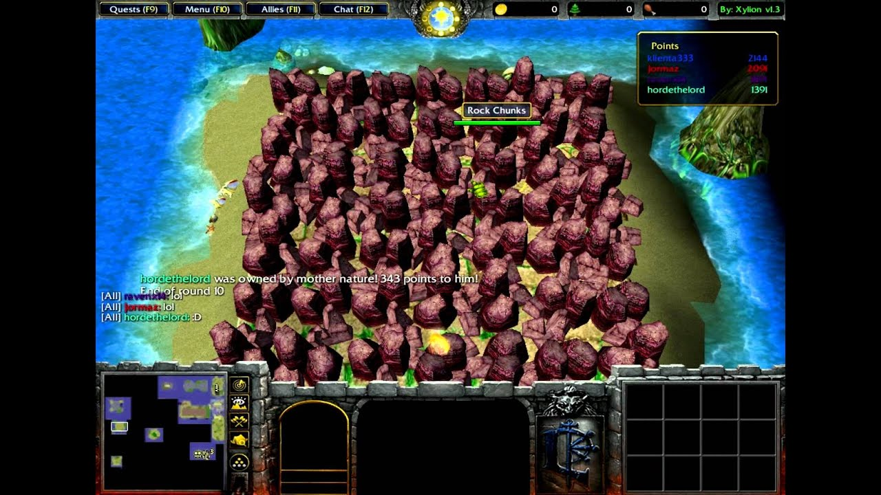 Warcraft 3 adult map nackt picture