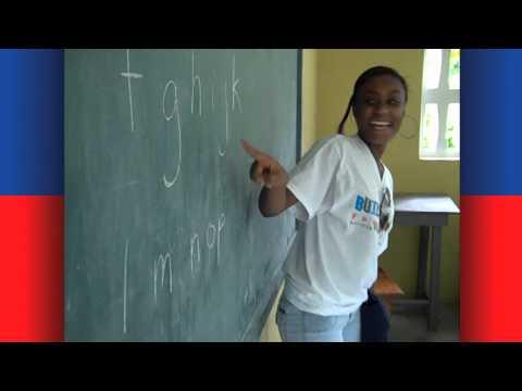 The Build Haiti Foundation - Student Teaching