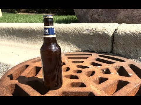 Making Beer From Sewer Water