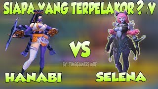 SELENA VS HANABI ! SIAPA YANG TER PELAKOR  ? NEW HERO 2018  ....... - Mobile legend indonesia 8.23 MB
