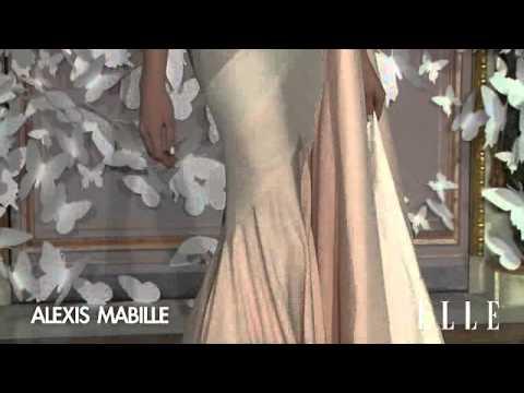 Alexis Mabille. Paris Alta Costura primavera verano 2014
