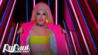 Meet Aquaria: 'I Am A Superstar' | RuPaul's Drag Race Season 10 | VH1