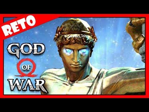 ¡¡GOD OF WAR 2 EN MODO TITAN ES MUY DIFICIL!! Coloso de Rodas EP.1 thumbnail