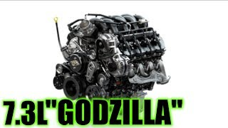 "Here's what you need to know about Ford's new 7.3L ""GODZILLA"""