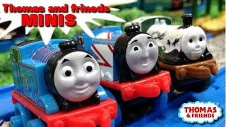 "Thomas and Friends the review of ""MINIS"" ミニミニトーマス"