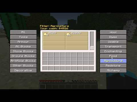 MINECRAFT MODS - PovertyCraft - Compra y Vende !