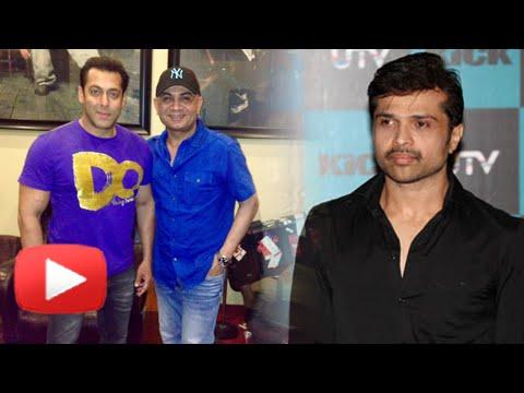Salman Khan Fan Of Prem Ratan Dhan Payo Music? | Visits Himesh To Hear Music Again