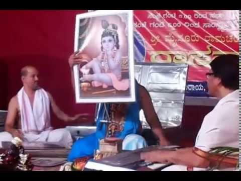 Dasavani By Mysore Ramachandra Achar 2 video