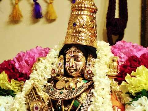 Azhwar Pasurams (Hymns in Praise of Vishnu) from 4000 Divyaprabandham (Dravida Veda Saram) - Part 1