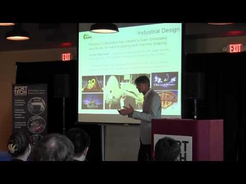 PortTech Pitch Most Innovative Technology Award: Malama Composites