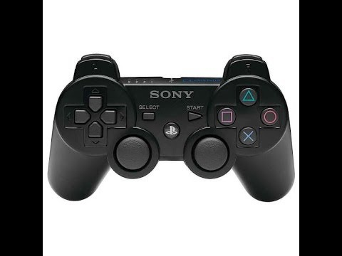 How to Connect a PS3 Controller to Mac (OS X Mavericks)