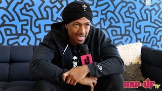 Nick Cannon Says Chemistry with Chilli Is 'Undeniable'